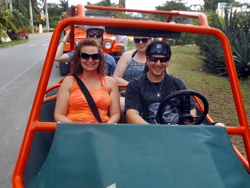 Cozumel Mexico dune buggy Tour Reviews