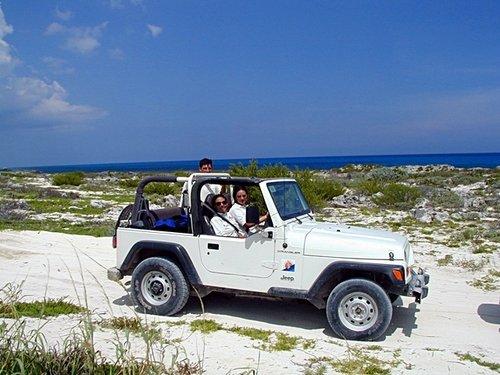 Cozumel Mexico Jeep Shore Excursion Prices